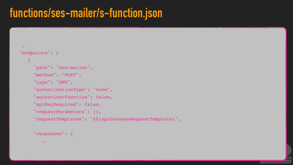 "functions/ses-mailer/s-function.json … ""endpoin..."
