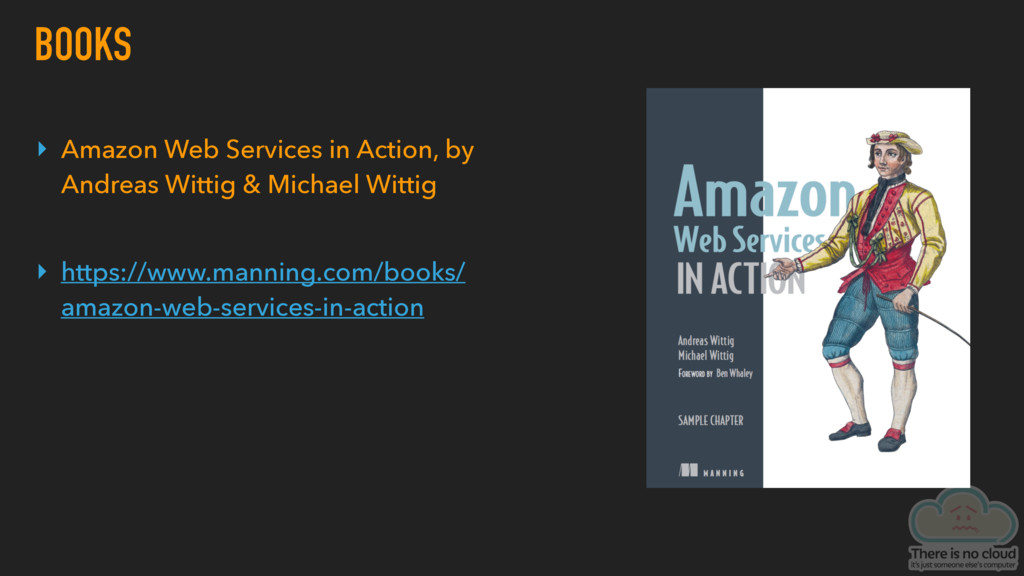 BOOKS ▸ Amazon Web Services in Action, by Andre...