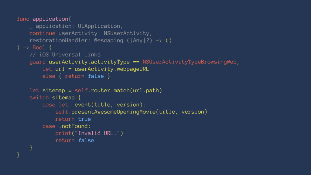 func application( _ application: UIApplication,...