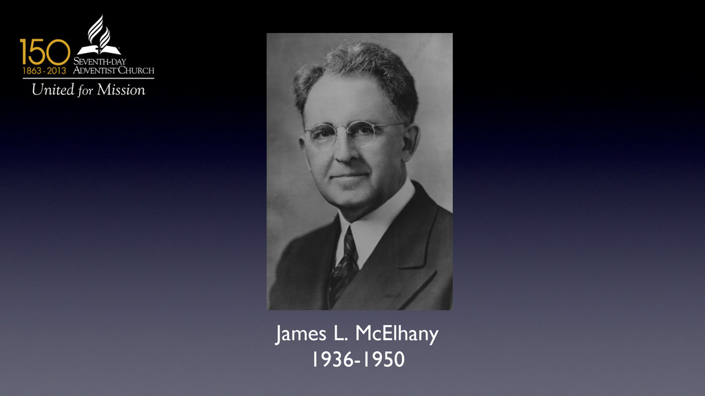 James L. McElhany