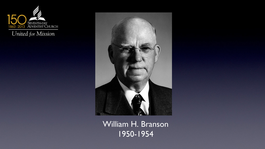 William H. Branson