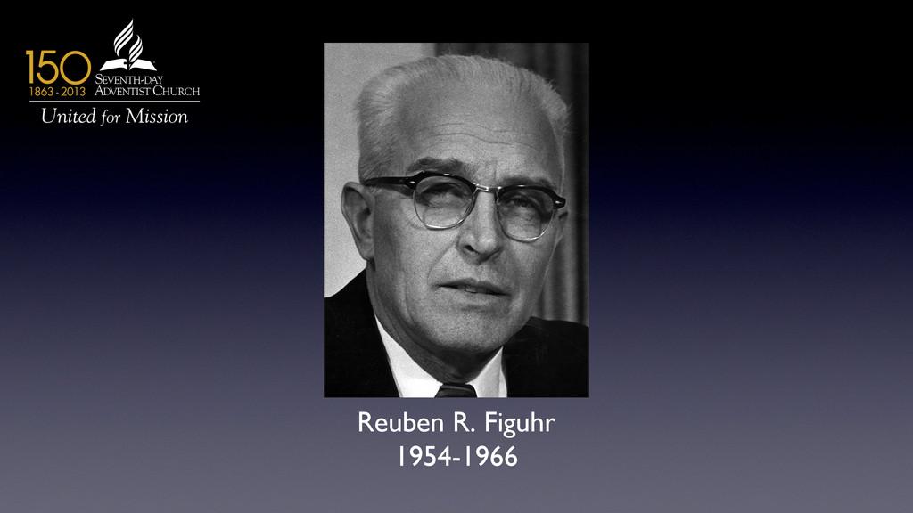 Reuben R. Figuhr