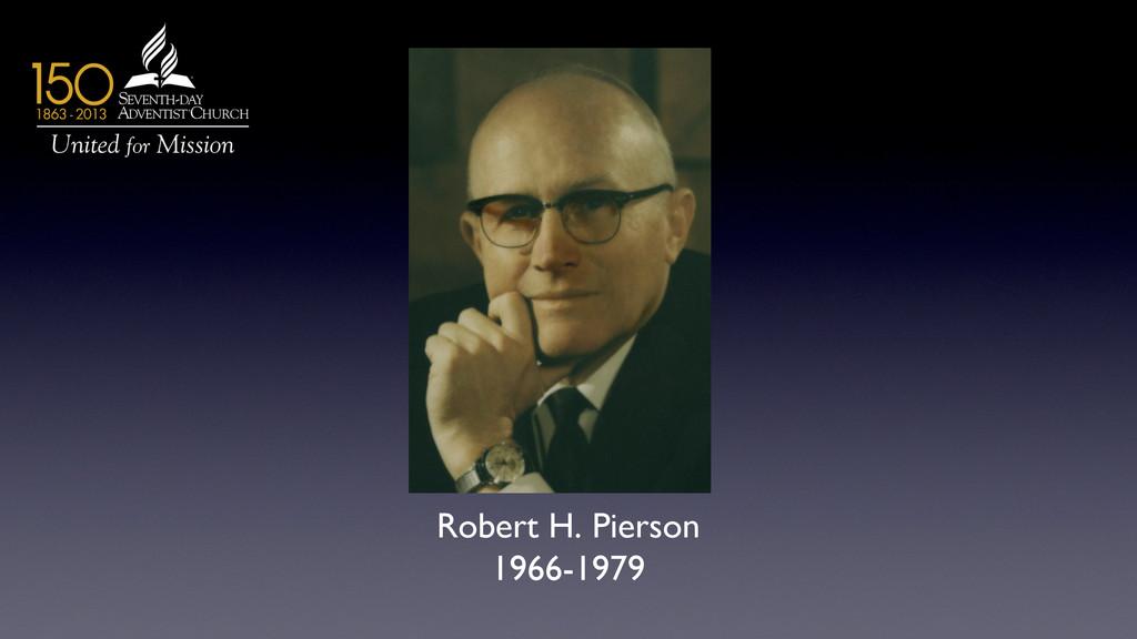 Robert H. Pierson