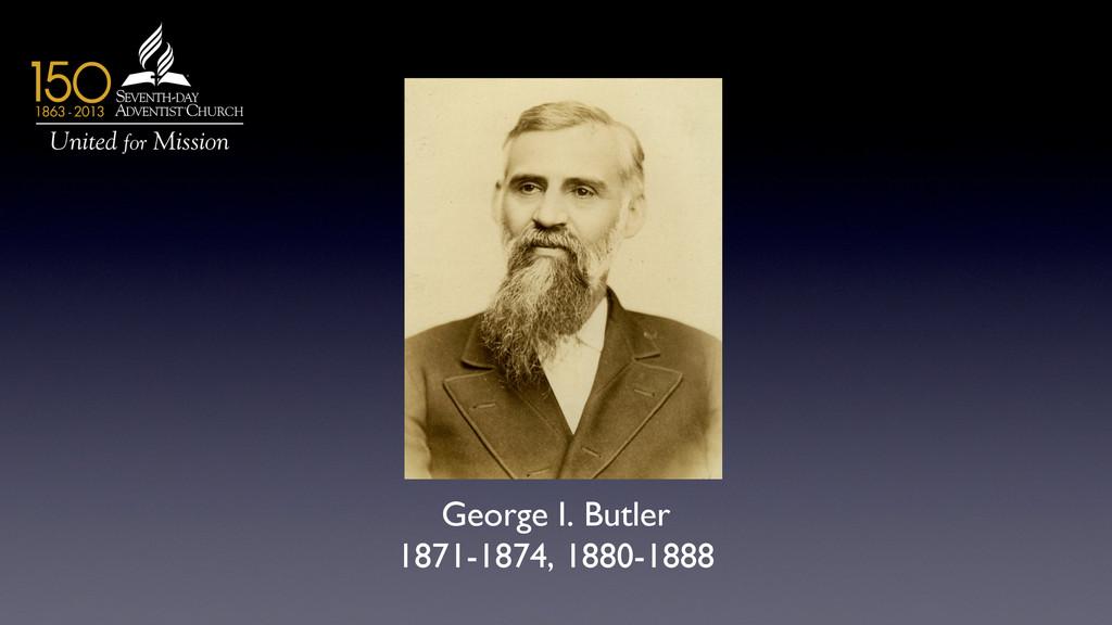 George I. Butler