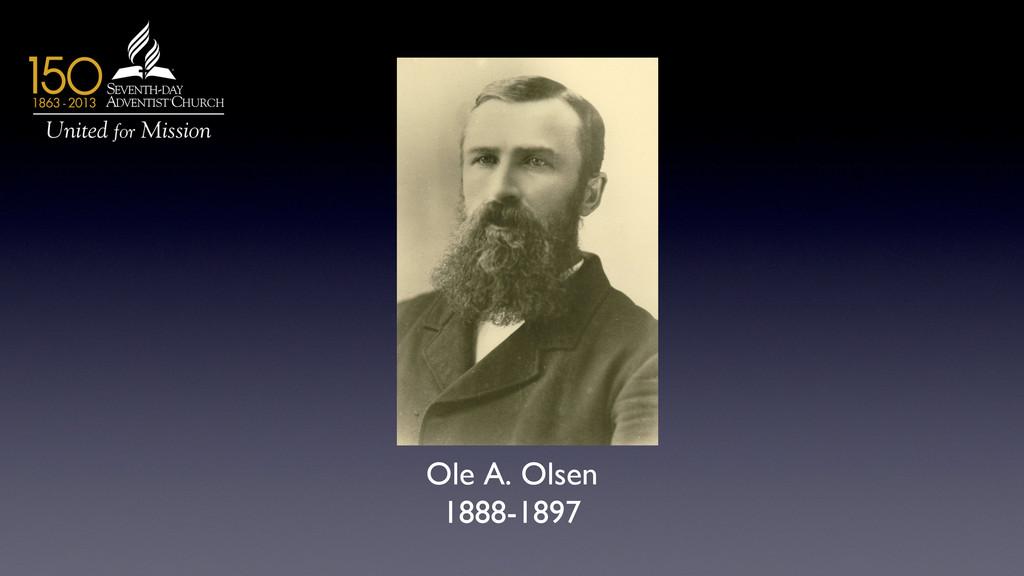 Ole A. Olsen