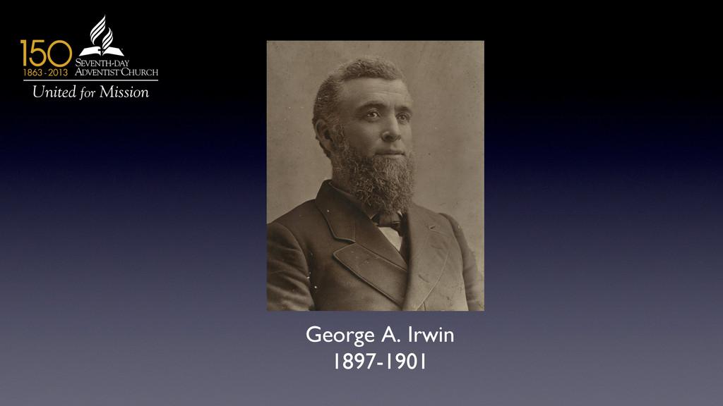 George A. Irwin
