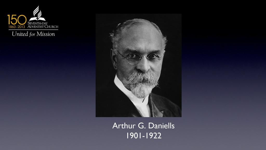 Arthur G. Daniells