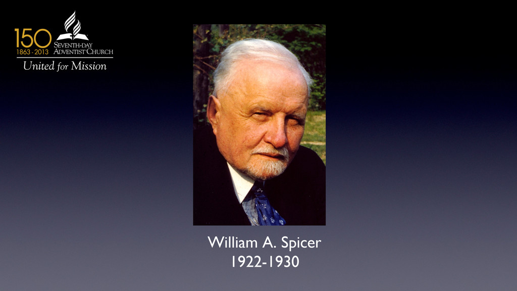 William A. Spicer