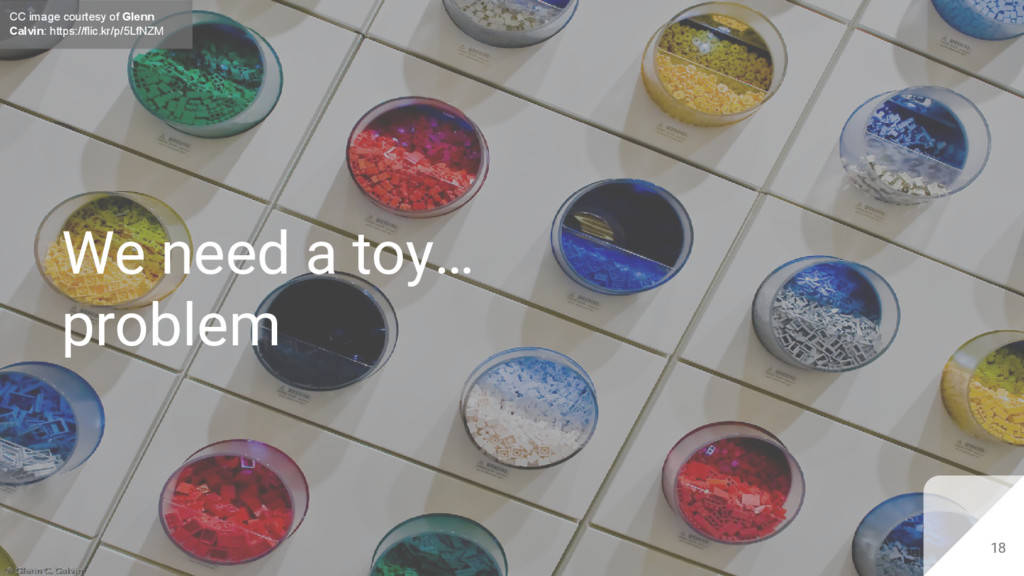 We need a toy… problem 18 CC image courtesy of ...