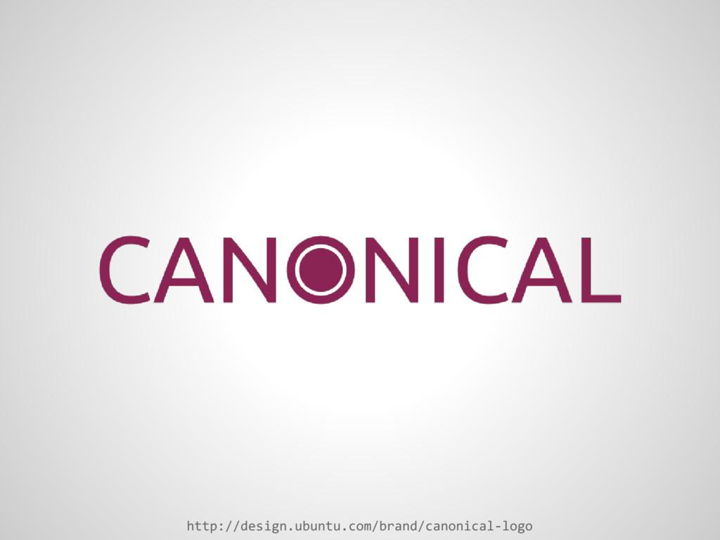 http://design.ubuntu.com/brand/canonical-logo