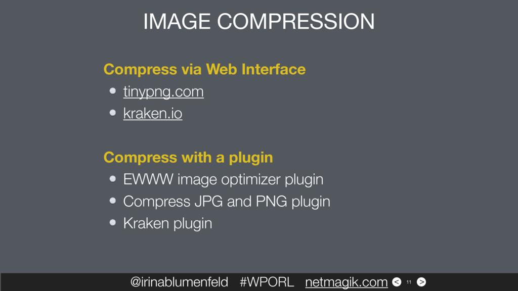 > < @irinablumenfeld #WPORL netmagik.com IMAGE ...