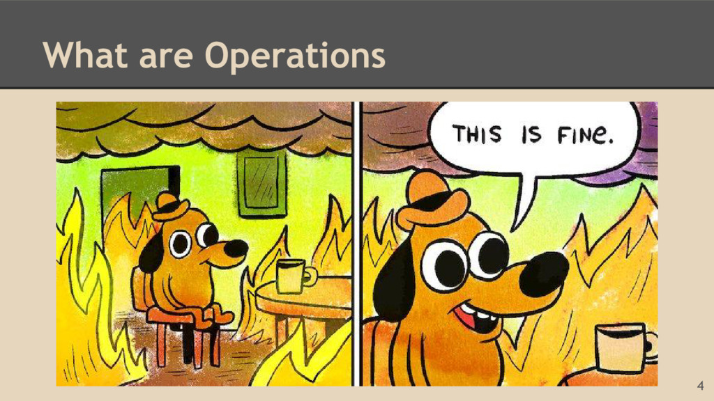 What are Operations 4