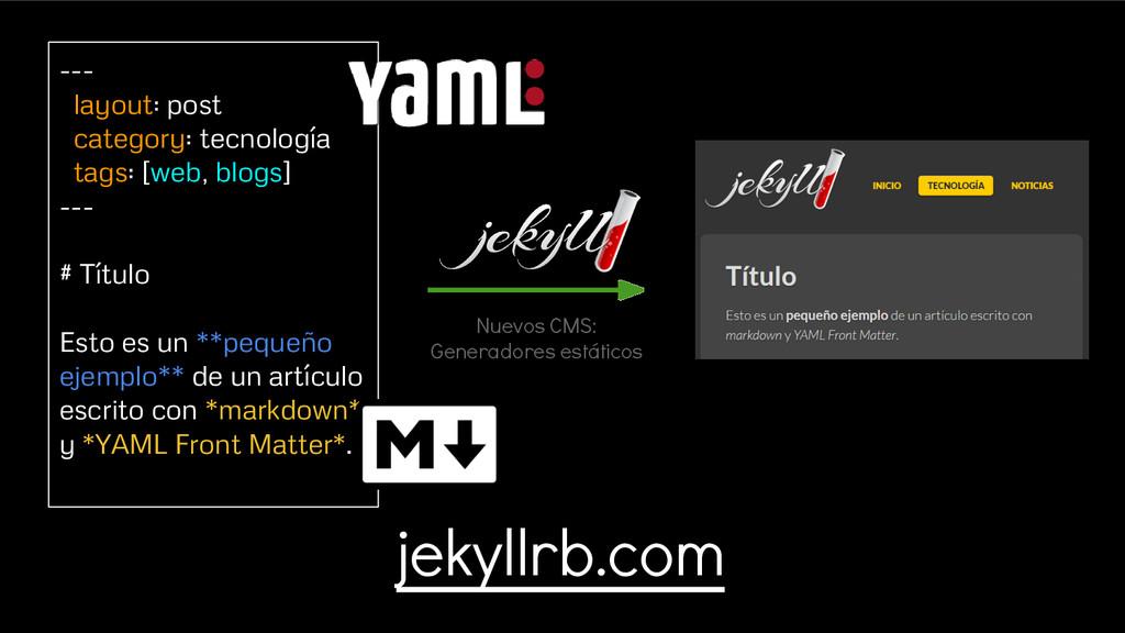 jekyllrb.com --- layout: post category: tecnolo...