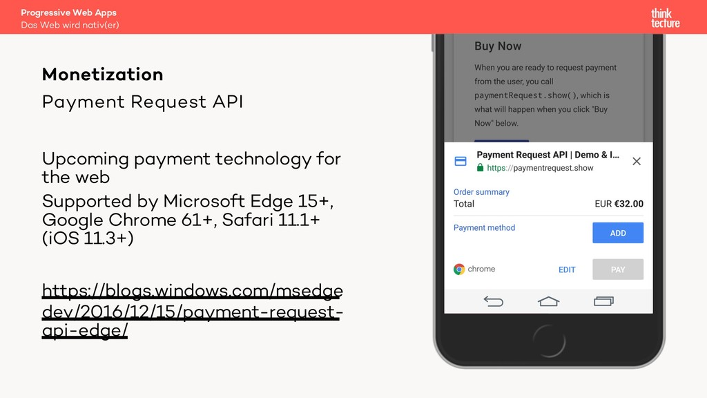 Payment Request API Upcoming payment technology...