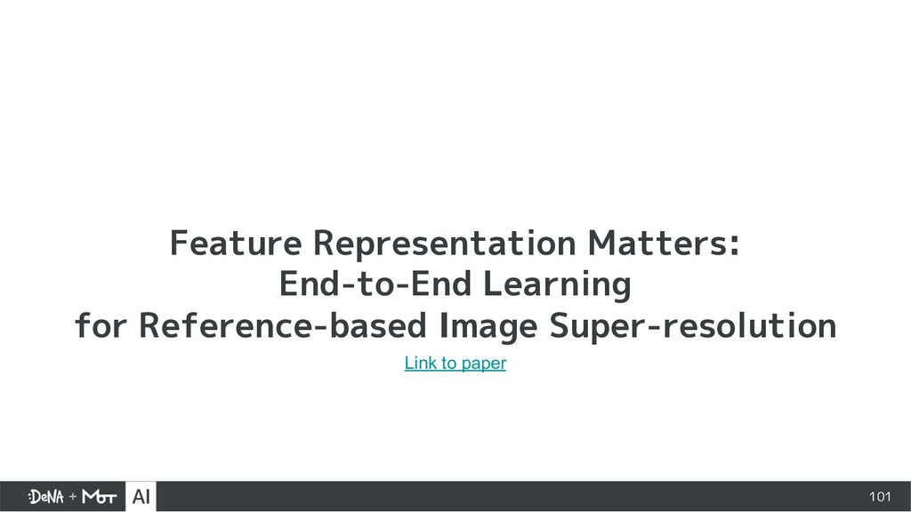 Feature Representation Matters: End-to-End Lear...