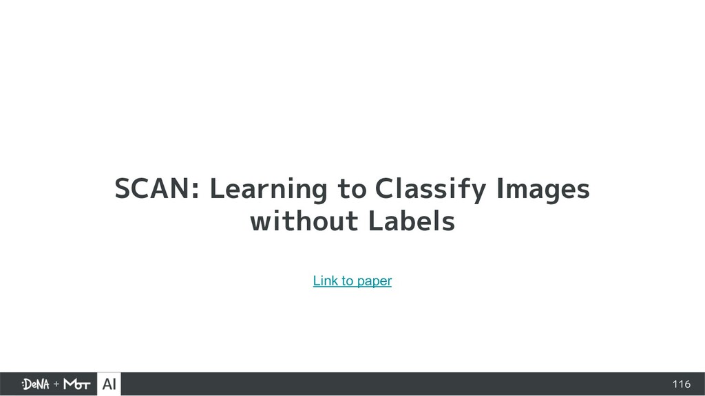 116 SCAN: Learning to Classify Images without L...