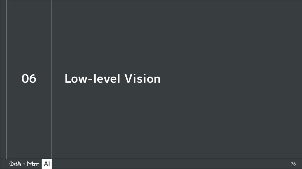 76 Low-level Vision 06