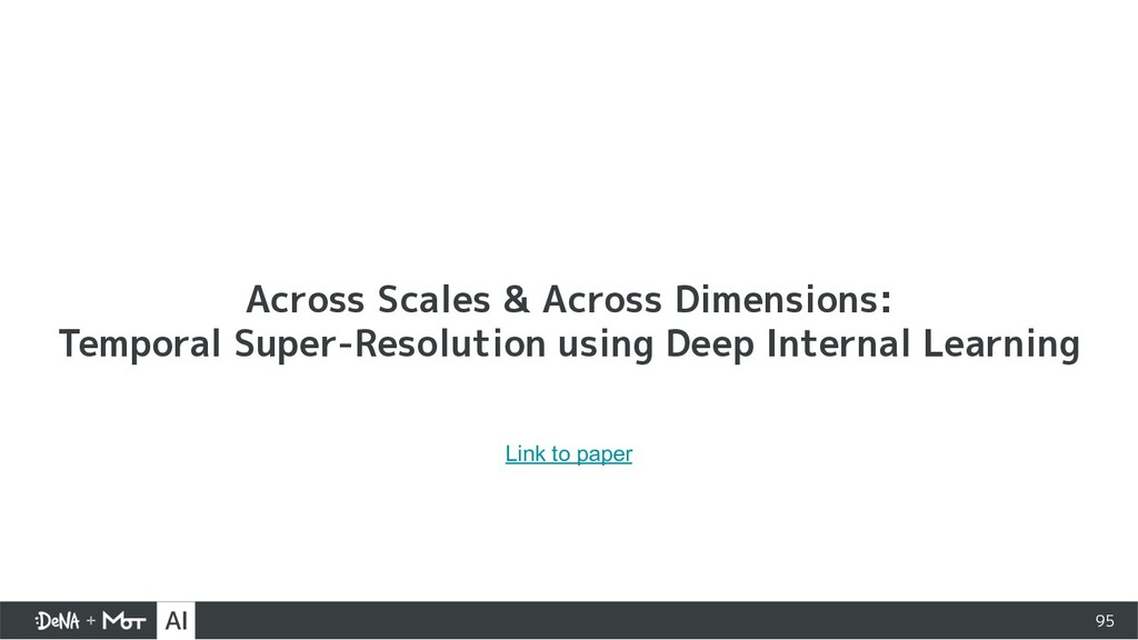 Across Scales & Across Dimensions: Temporal Sup...
