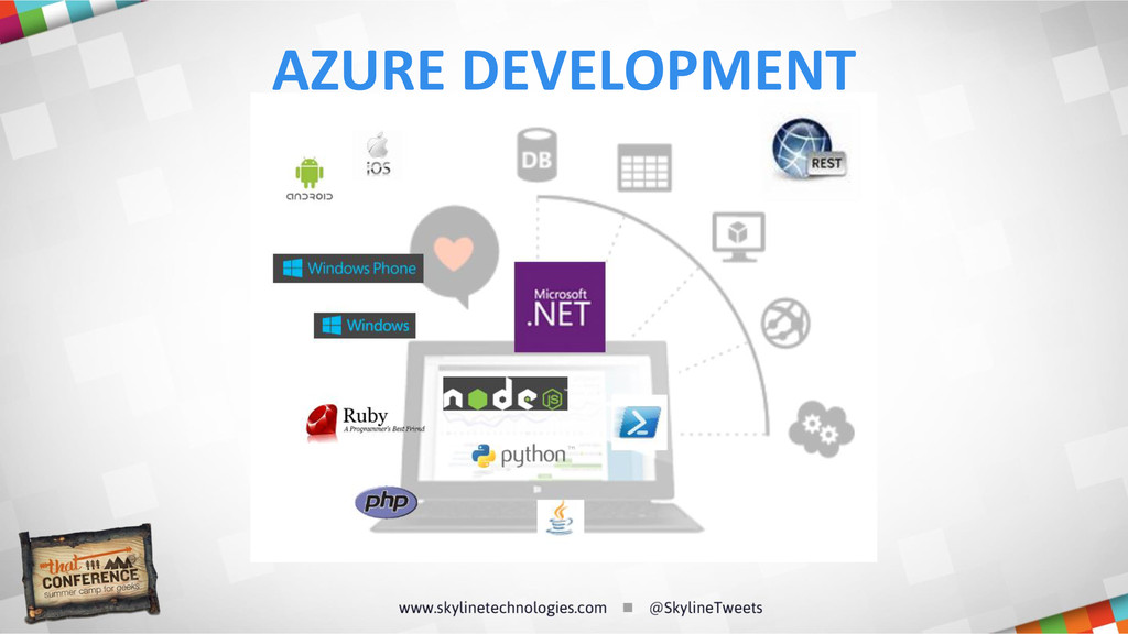 AZURE DEVELOPMENT