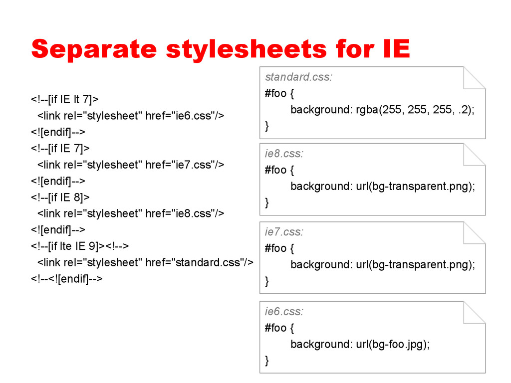 "<!--[if IE lt 7]> <link rel=""stylesheet"" href=""..."