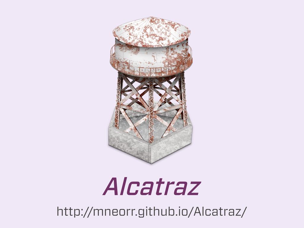 Alcatraz http://mneorr.github.io/Alcatraz/