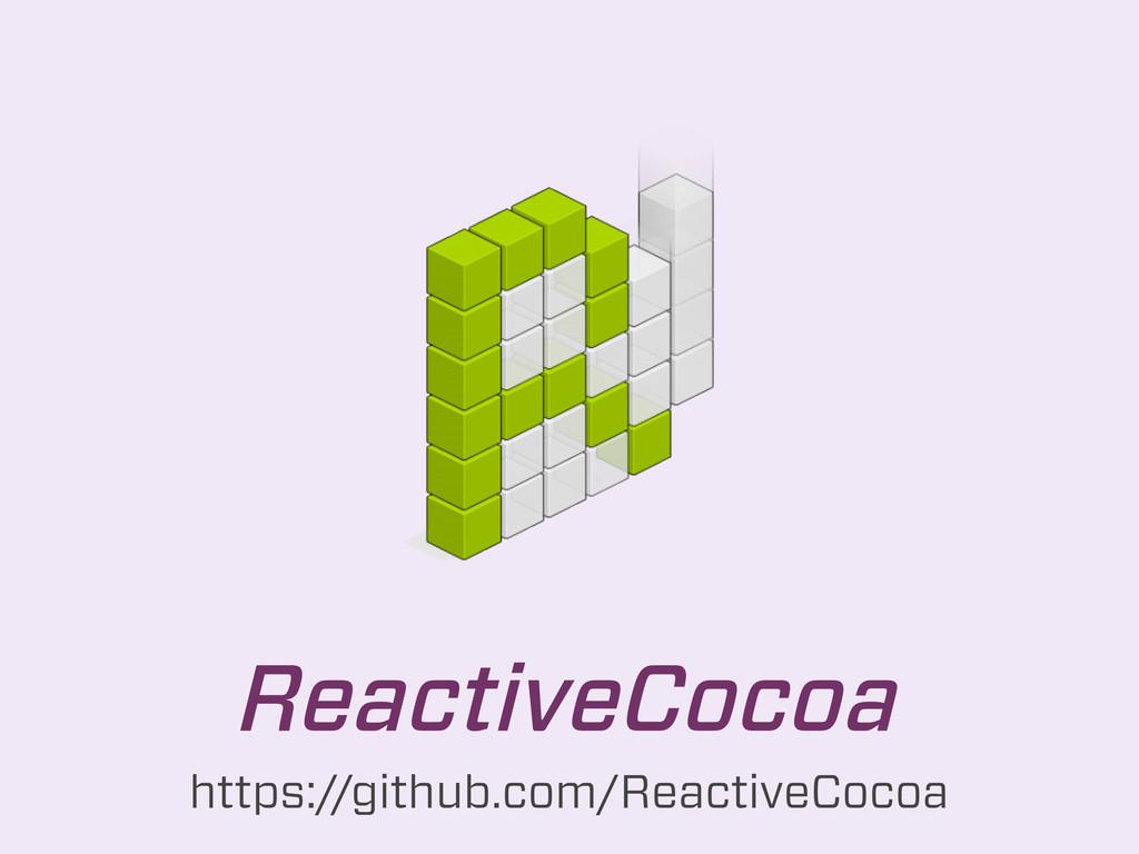 ReactiveCocoa https://github.com/ReactiveCocoa