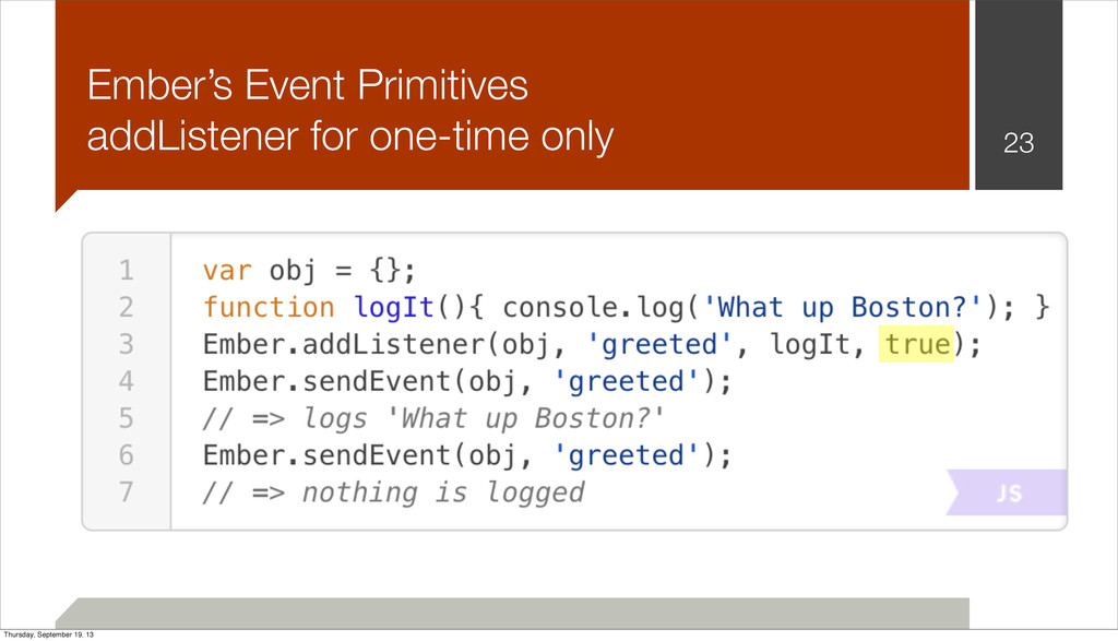 Ember's Event Primitives addListener for one-ti...