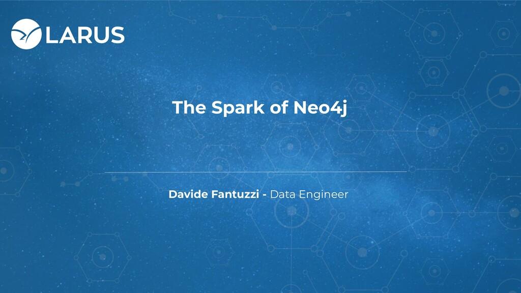 Davide Fantuzzi - Data Engineer The Spark of Ne...