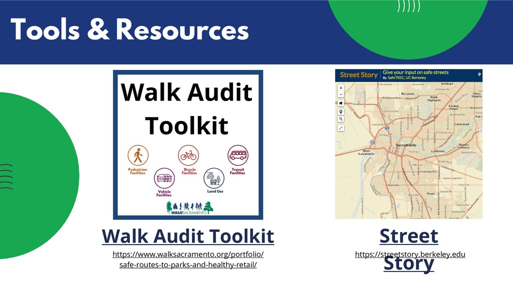 Walk Audit Toolkit Street Story https://www.wal...