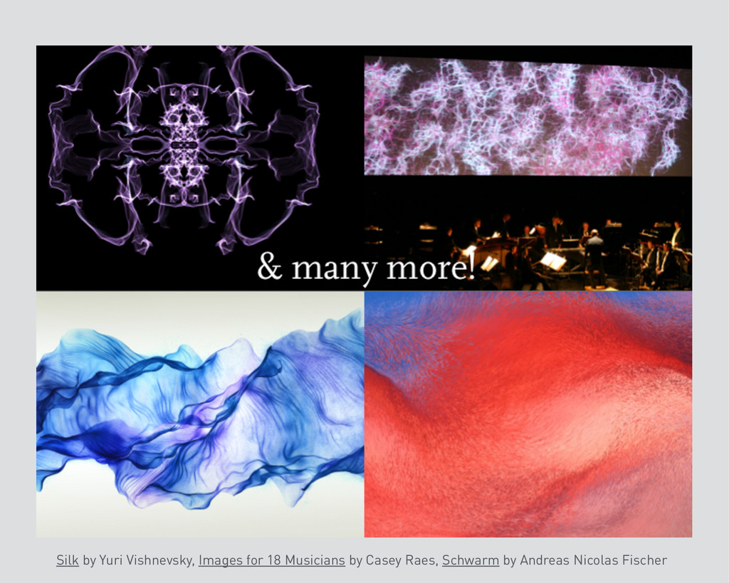 Silk by Yuri Vishnevsky, Images for 18 Musician...