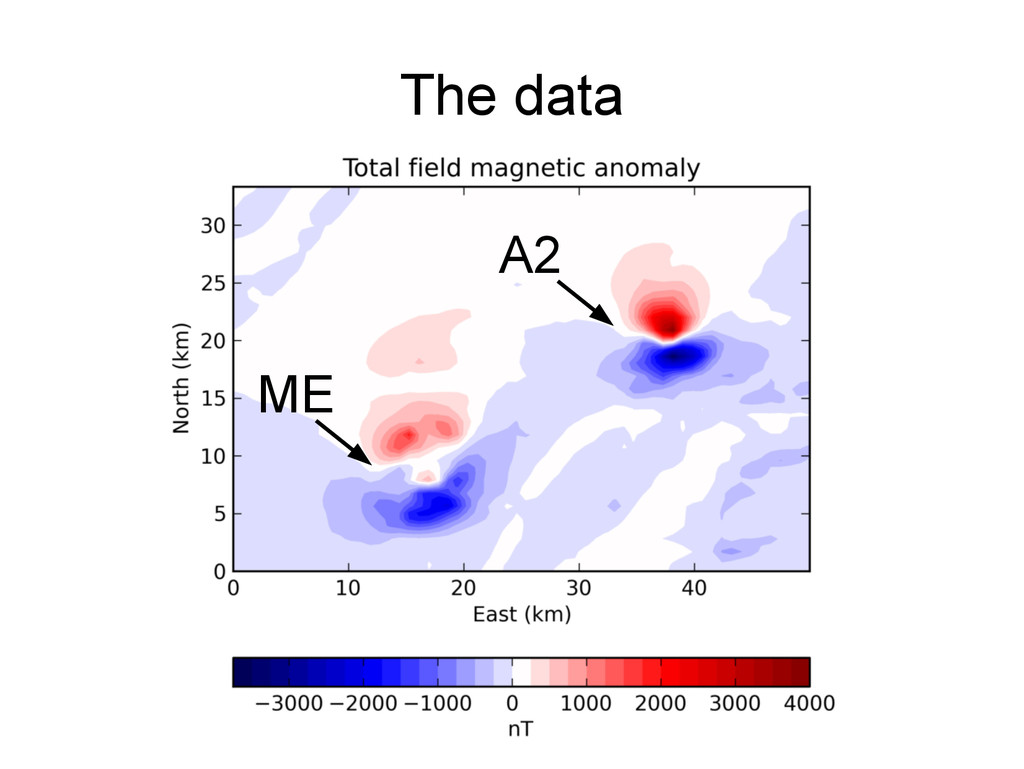 The data ME A2