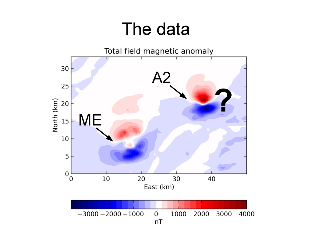 The data ME A2 ?