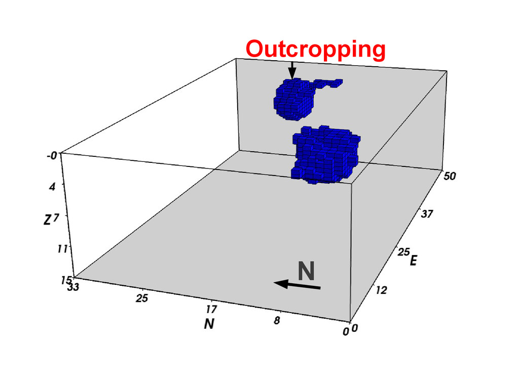 N Outcropping