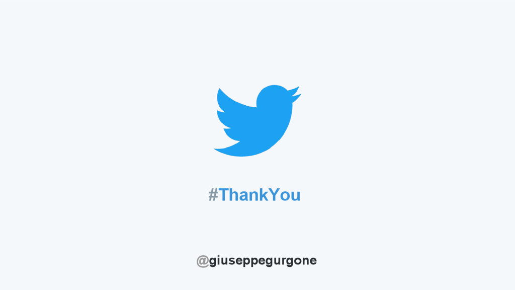 @giuseppegurgone #ThankYou