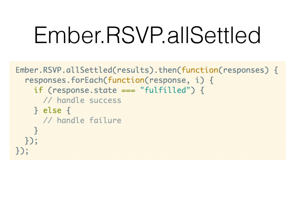 Ember.RSVP.allSettled