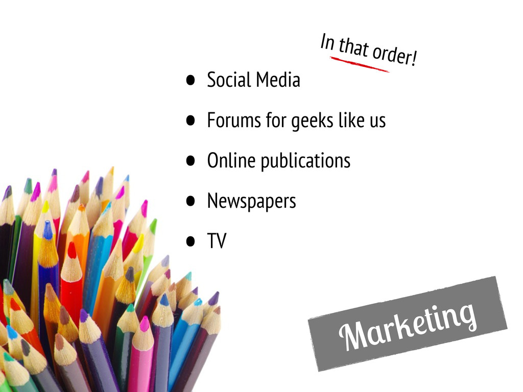 M r • Social Media • Forums for geeks like us •...
