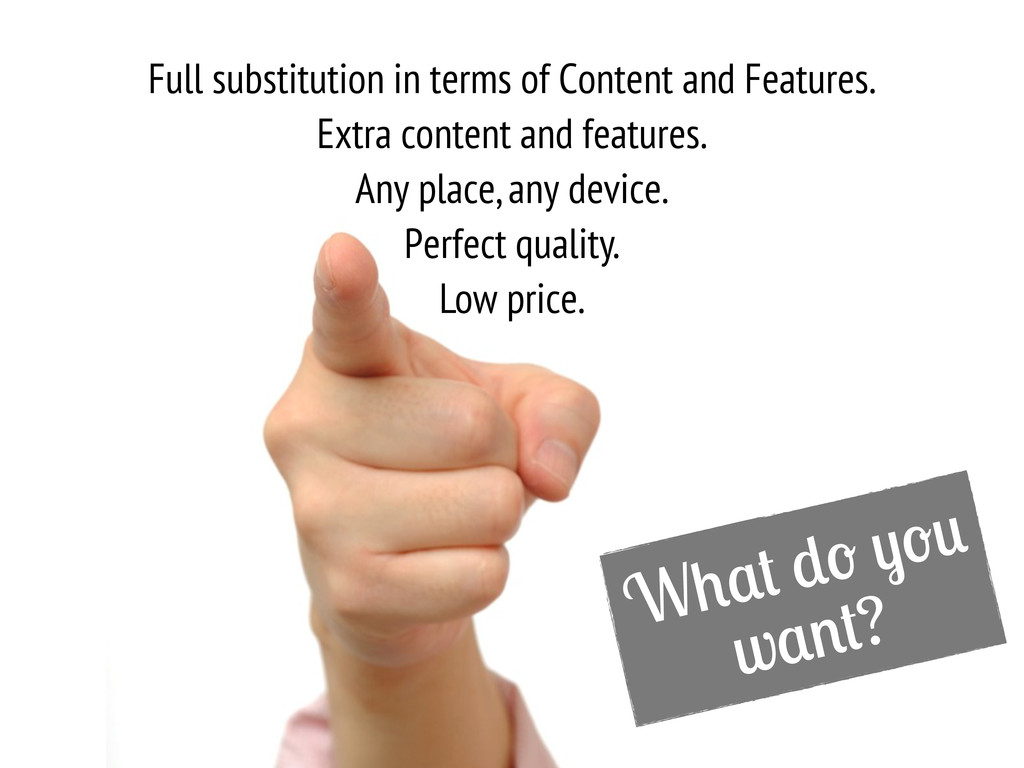 W w ? Full substitution in terms of Content and...