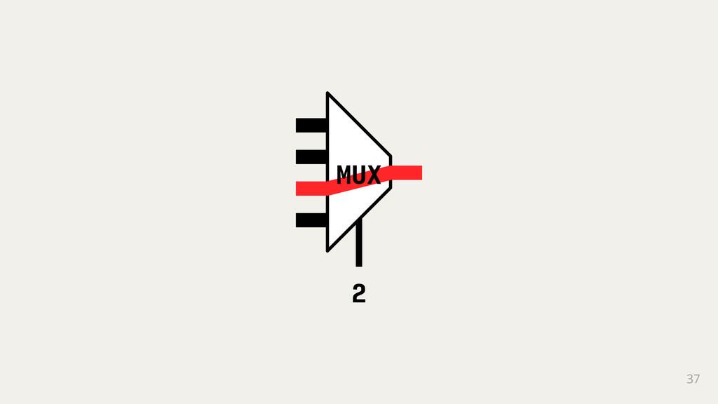 37 2 MUX