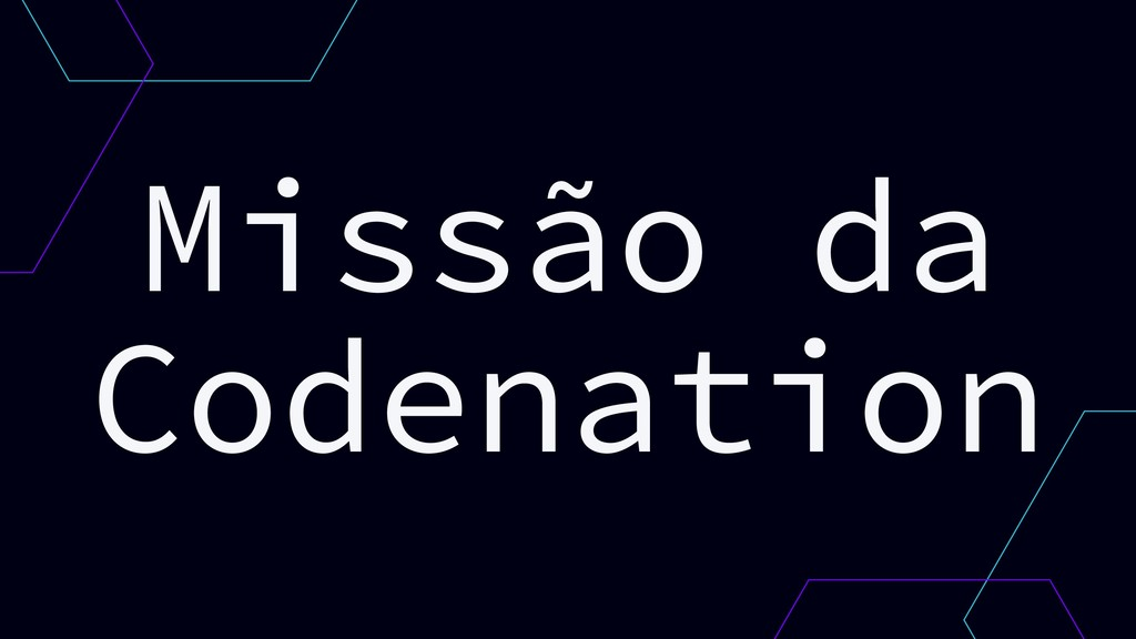 Missão da Codenation