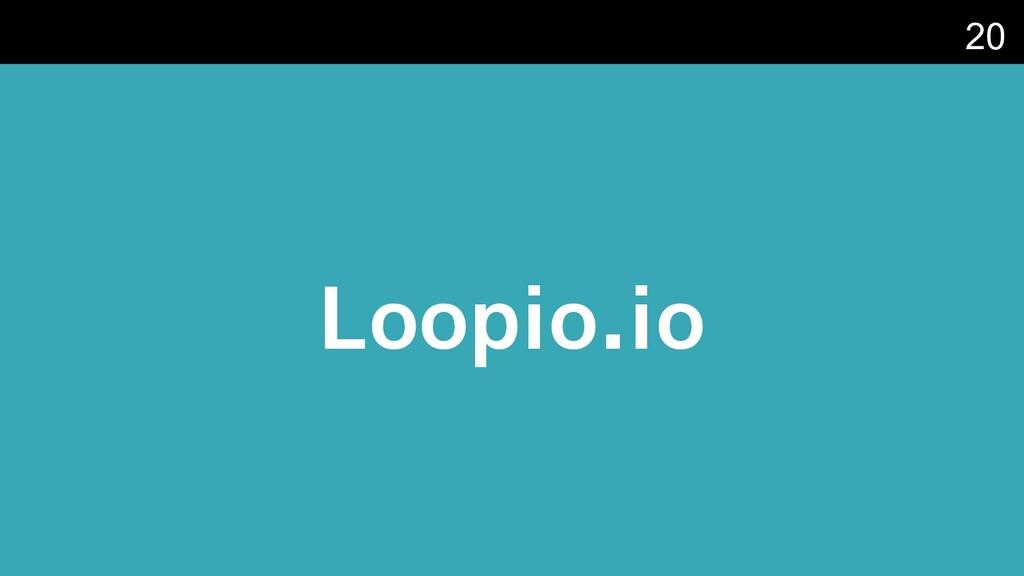 Loopio.io 20