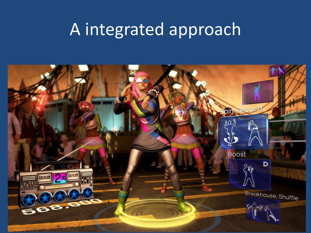 A integrated approach