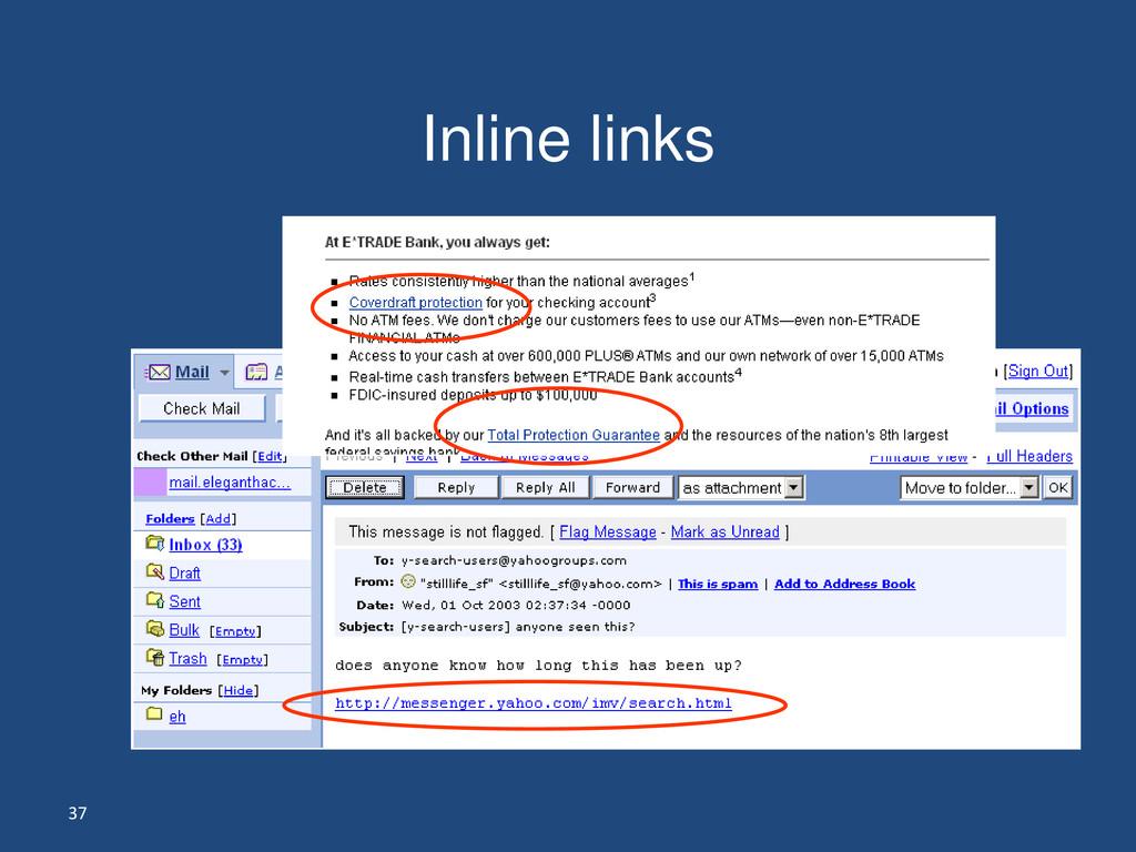 37 Inline links