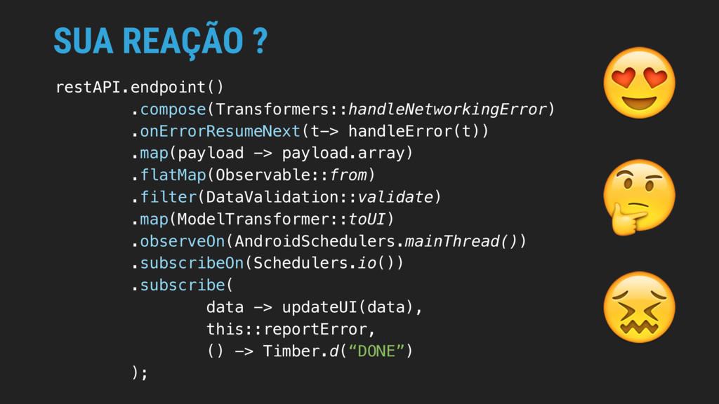 restAPI.endpoint() .compose(Transformers::handl...