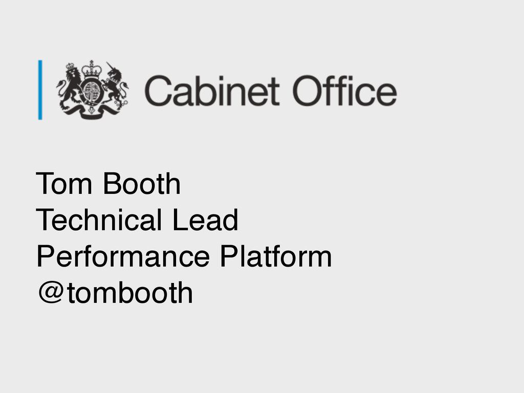Tom Booth