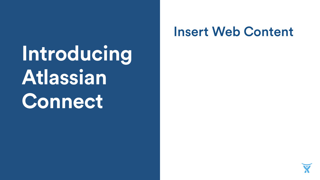 Introducing Atlassian Connect Insert Web Content