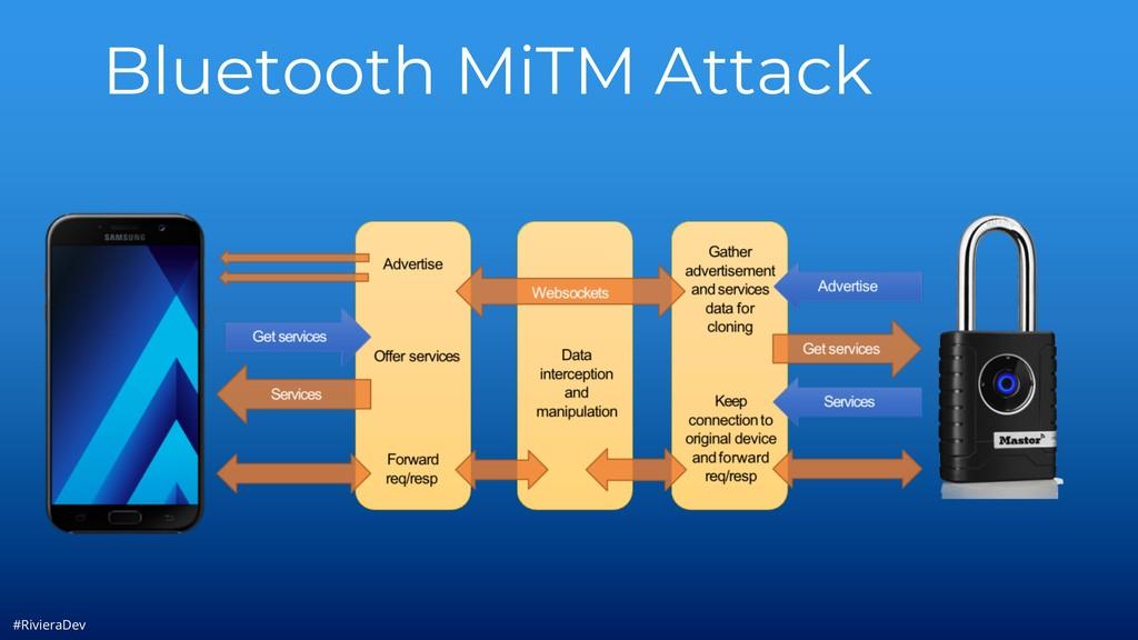 #RivieraDev Bluetooth MiTM Attack