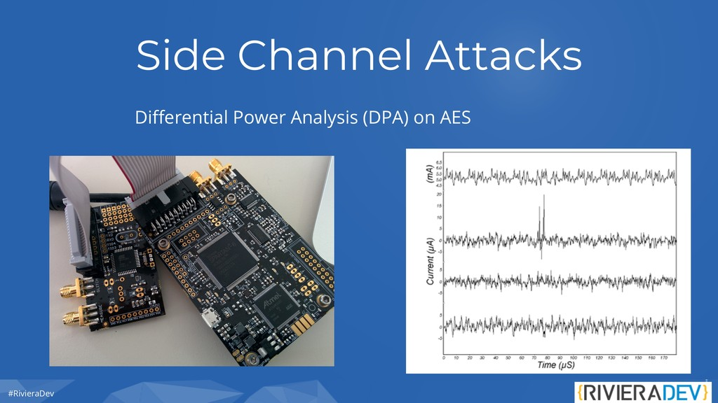 #RivieraDev Side Channel Attacks Differential P...