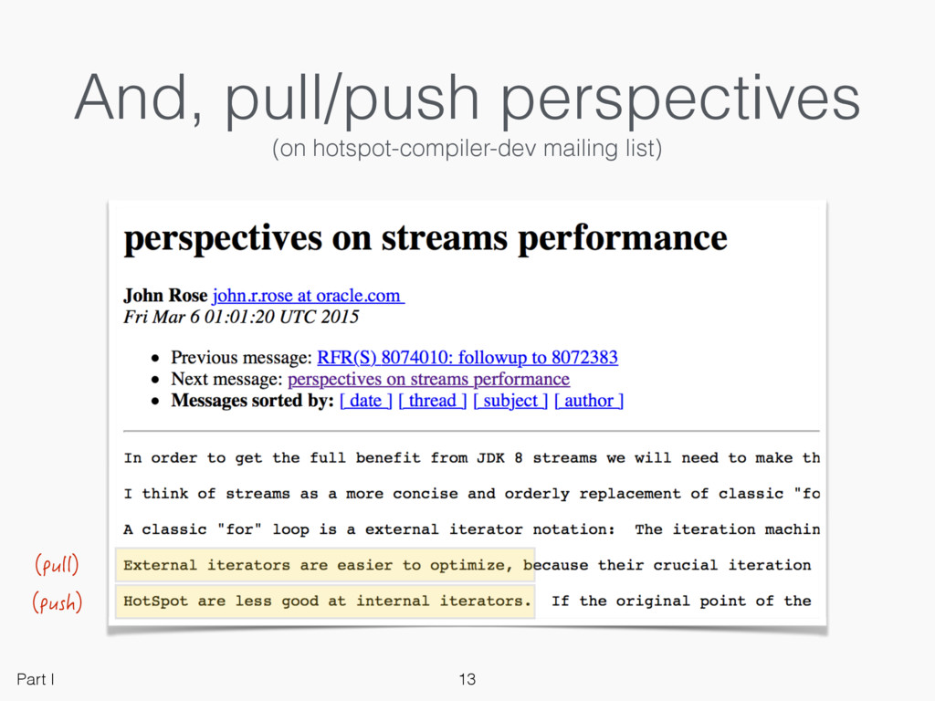 And, pull/push perspectives (on hotspot-compile...
