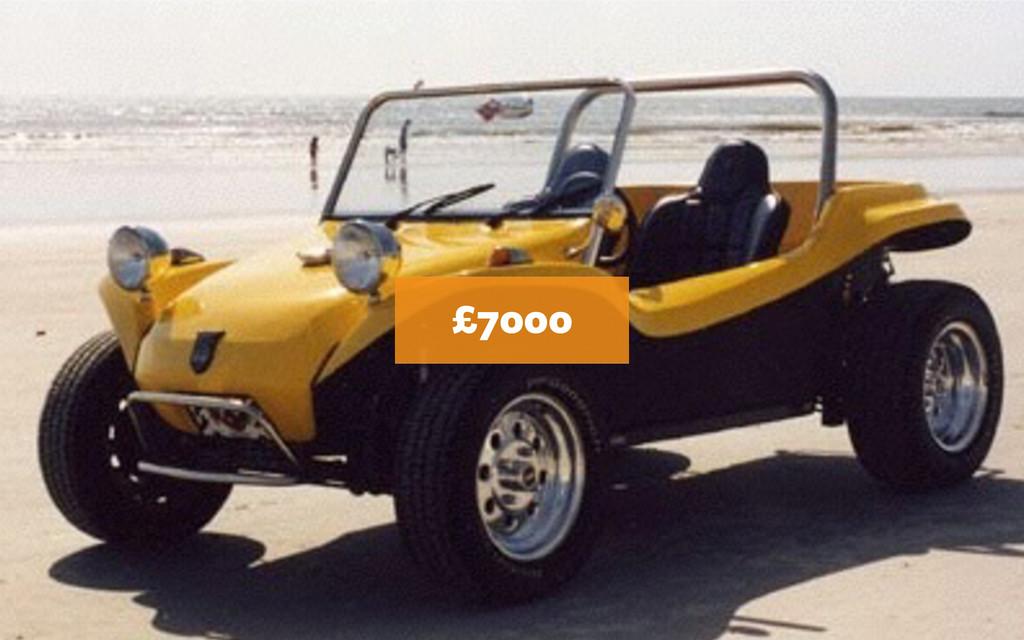 £7000