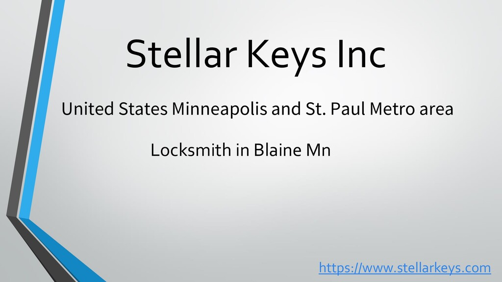 Stellar Keys Inc United States Minneapolis and ...
